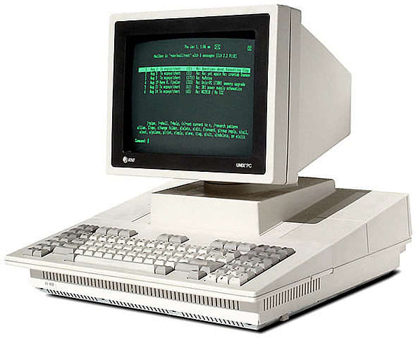 Se lanzó PC Unix