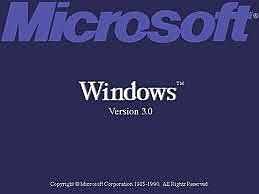 GUI de Windows 3.0