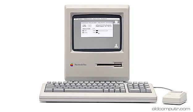 Apple lanza Mac Plus