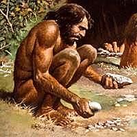 Homo neanderthalensis - hace 230.000 años hasta 25000 a.C