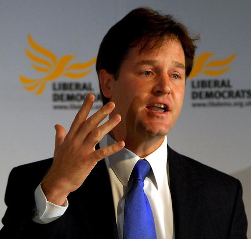 """Nick Clegg """"massively regrets"""" tuition fees increase"""