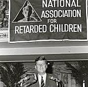 NARC:  National Association of Retarded Children