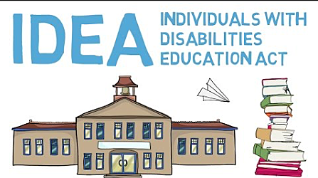 IDEA: Individuals with Disabilities Education Act