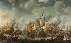 (Tea) End of The War Between Britain And The Dutch
