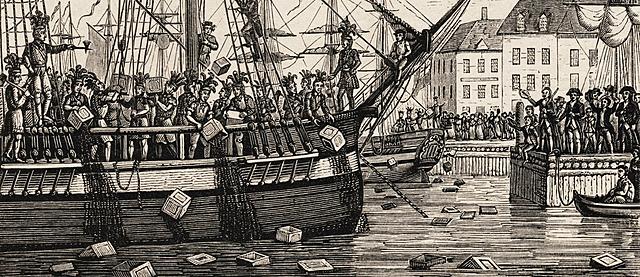 (Tea) Boston Tea Party
