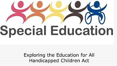 EACHA/ EHA:Education For All Handicapped Children Act