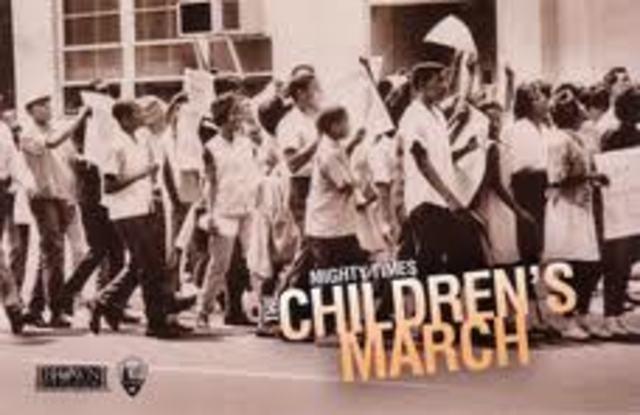 Birmingham Chikdren's March and boycott