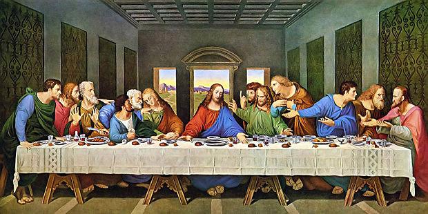 La Ultima cena (Da Vinci)