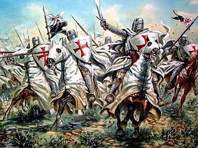Inician las cruzadas