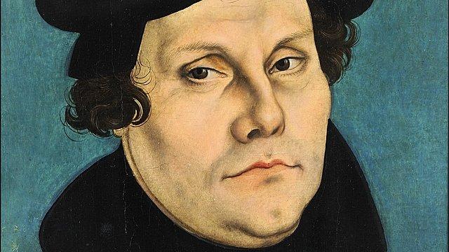 Inicio de las Reformas (Martin Lutero)