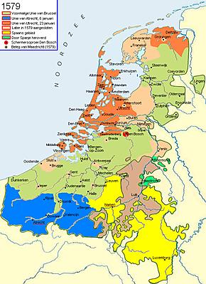 Independencia de los Países Bajos