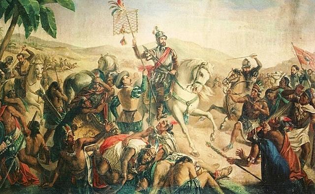Inicia la Conquista de México