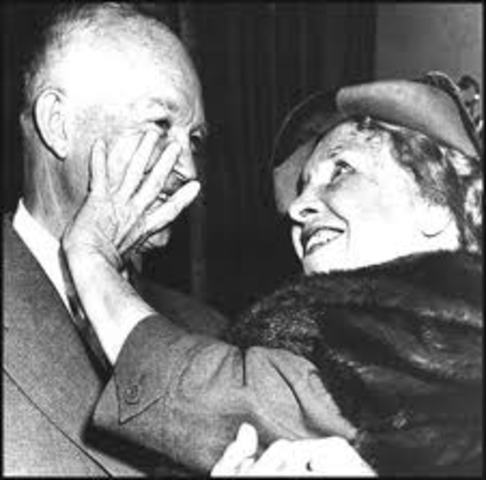 Inaugeration of Eisenhower