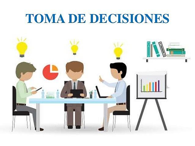 Sistemas para el soporte de decisiones