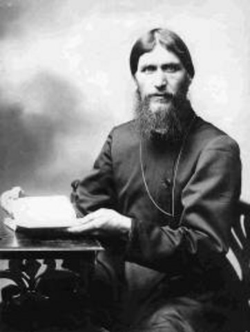 Rasputin Killed