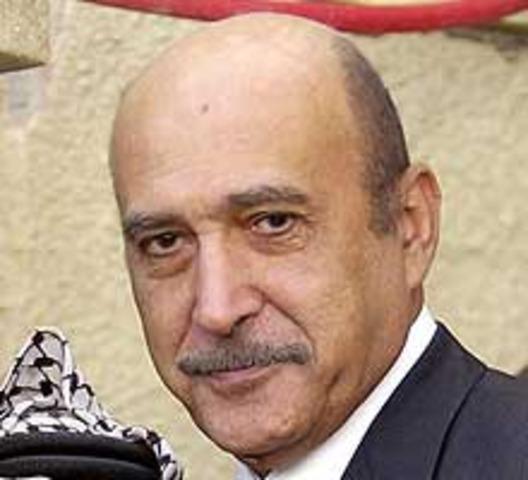 Omar Suleiman (vice president) says Mubarak will leave office.