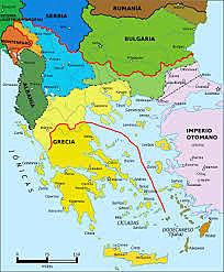1ª guerra balcánica
