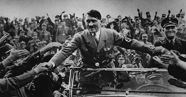 Hitler arriba al poder