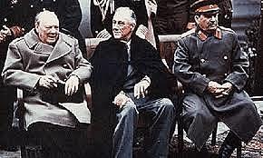 Conferencia de Ialta i Postdam