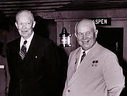 Khruixov va a EEUU a entrevistar-se amb Eisenhower