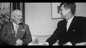 Khruishov i Kennedy es troven a Viena