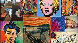 Las vanguardias artísticas del siglo XX timeline