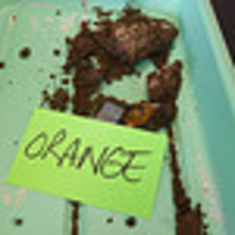 Decomp . Dig / Orange