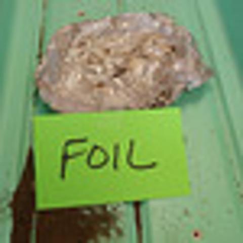 Decomp. Dig / Aluminum Foil