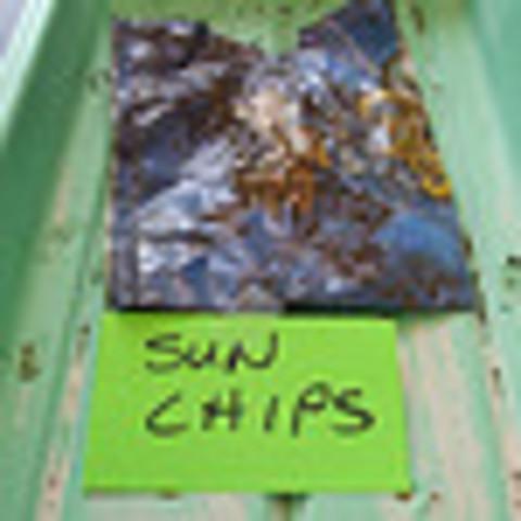 Decomp.Dig / Sun Chip Bag