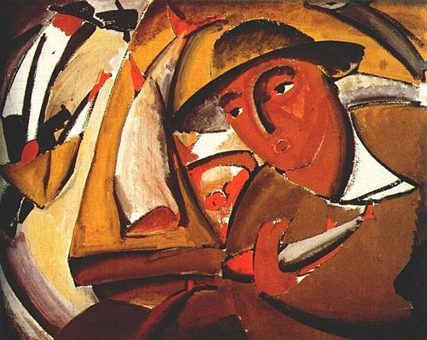 Constructivismo: The Fishmonger (Vladímir Tatlin)