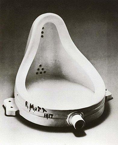 Dadísmo: Fountain (Marcel Duchamp)