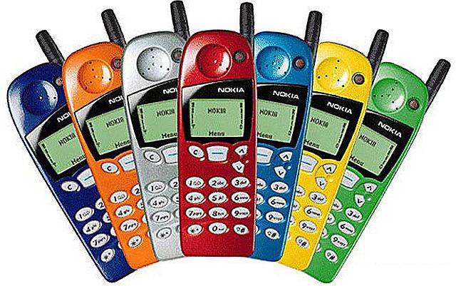 """El móvil mas popular del mundo """"Nokia 5110"""""""
