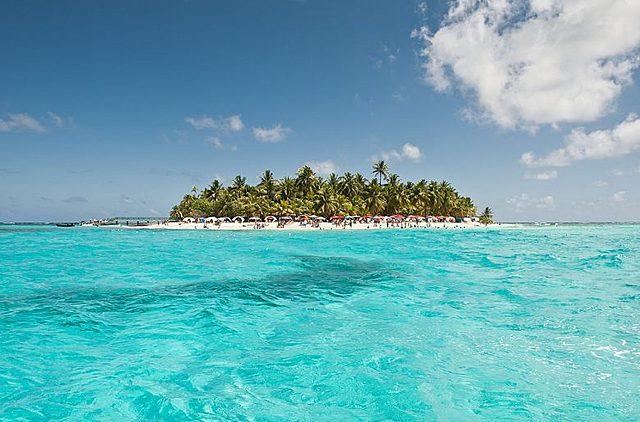 Viaje a San Andrés - Islas, con mis padres por mi cumpleaños número 18.