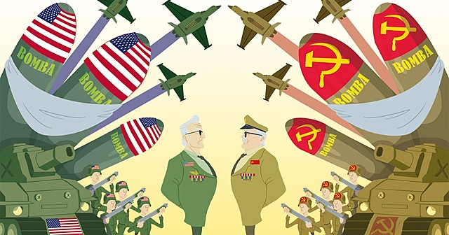 Inicia la Guerra Fría