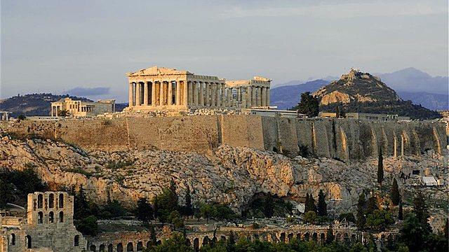 Sócrates y Platón (Grecia)