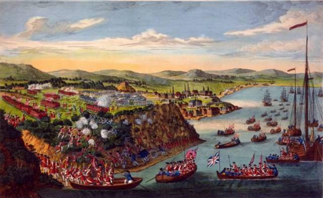 Battle of the Plains Abraham