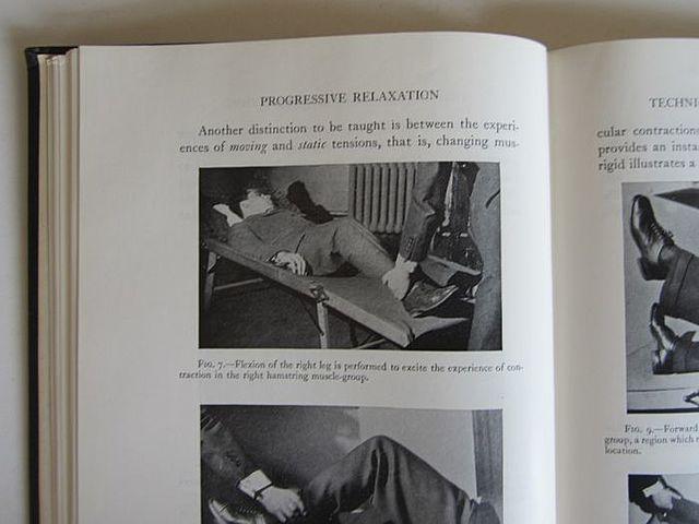 Progressive Relaxation Jacobson