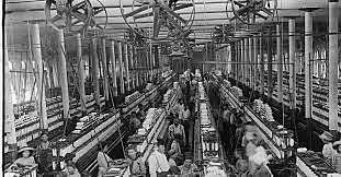 Revolución Industrial (1760 – 1870).