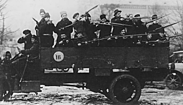 Tsar orders troops to fire