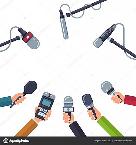 Primer anuncio de prensa