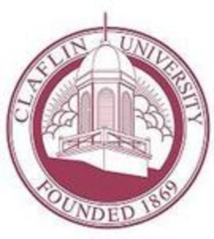 Entered Claflin University