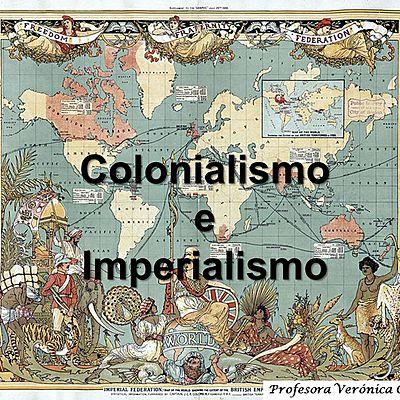 Imperialismo y colonialismo timeline