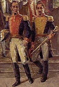 Muere Simon Bolivar y se disuelve la gran Colombia