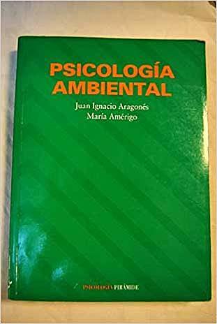 Definición de Psicología Ambiental