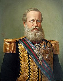 Segundo Monarca de Brasil