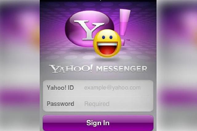 Yahoo Messenger es lanzado.