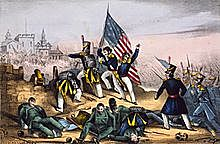 Tratado de Oregon, imvacion a Mexico