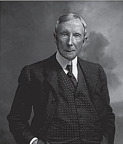 Primeros Monopolios Rockefeller