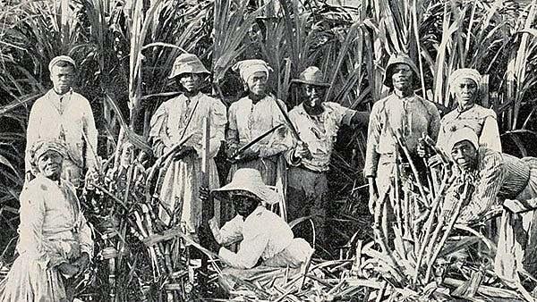Abolicion de la esclavitud en los Estados Unidos