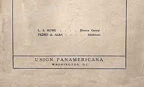 Union Panamericana en Washington